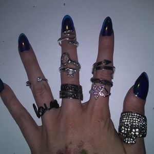 Expectro Patronus...Rings!!